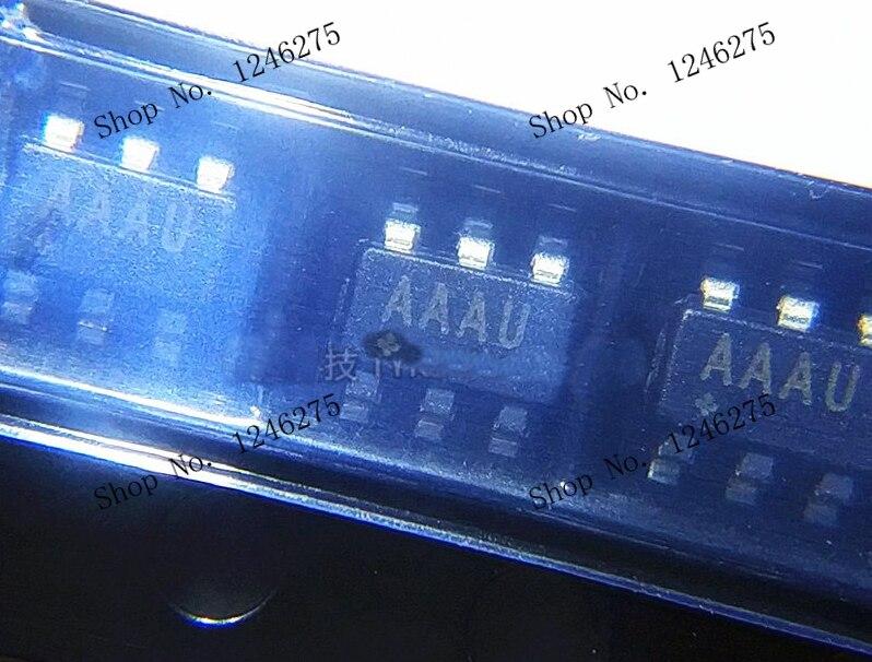 5 uds 10 Uds MAX6817EUT MAX6817 marcado aaau SOT23-6 100% nuevo Original