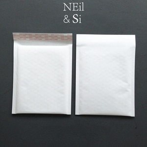 White Bubble Mailers Invitation Card Mailing Bag Shipping Packaging Pedded Envelopes Free Shipping
