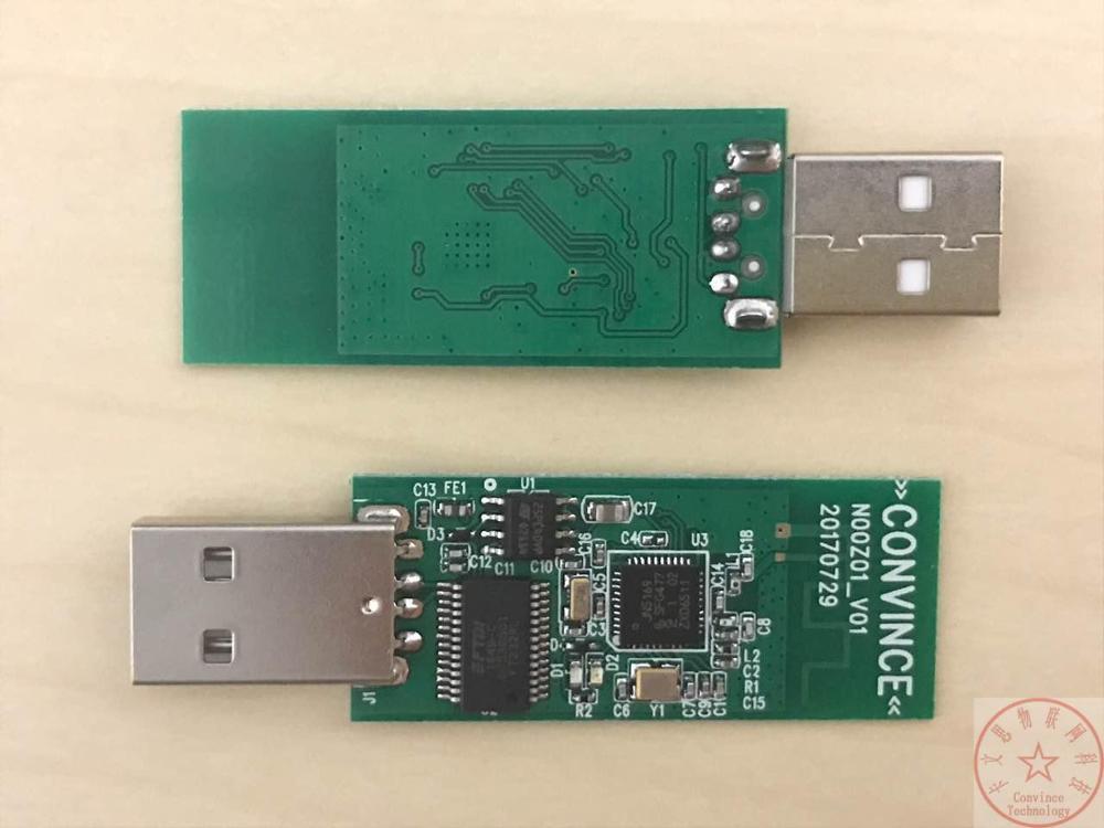 Ferramenta de teste ferramenta de teste JN5169 ZTT ZigBee USB dongle para zb3.0