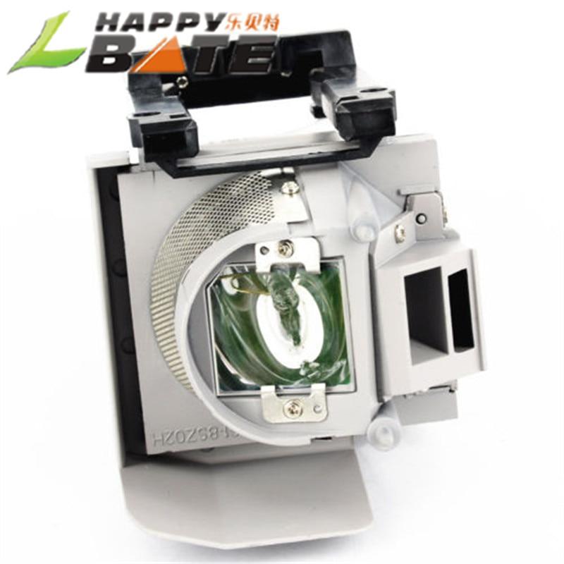 HAPPYBATE ET-LAC300 متوافق الكشافات مصباح مع الإسكان لباناسونيك PT-CW330 ، PT-CX301R ، PT-CW331R ، PT-CX300 الكشافات.