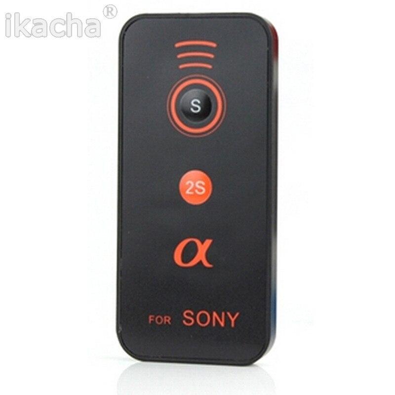 Новая DSLR камера ИК беспроводной пульт дистанционного управления для Sony NEX5 NEX7 A57 A65 A77 A33 A55 A230 A330 A380 A550 A700 A850 A900