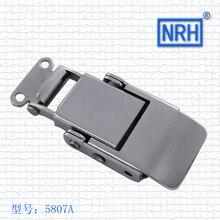 Крепеж для чемодана, пружинный замок с пряжкой, промышленные сумки с застежкой, 5807A