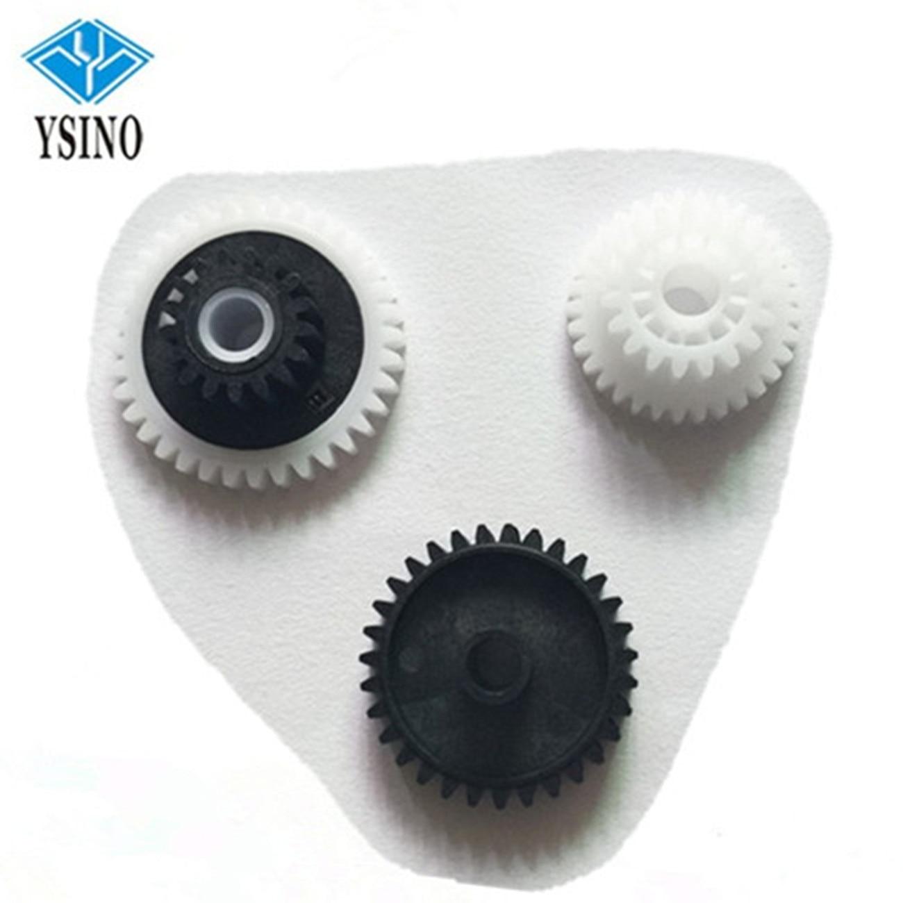 5Sets X Factory Grade A Quality Swing Gears Ru5-0628 Ru5-0637 Ru5-0655 For HP M5025 M5035 5035 5025 HP5200