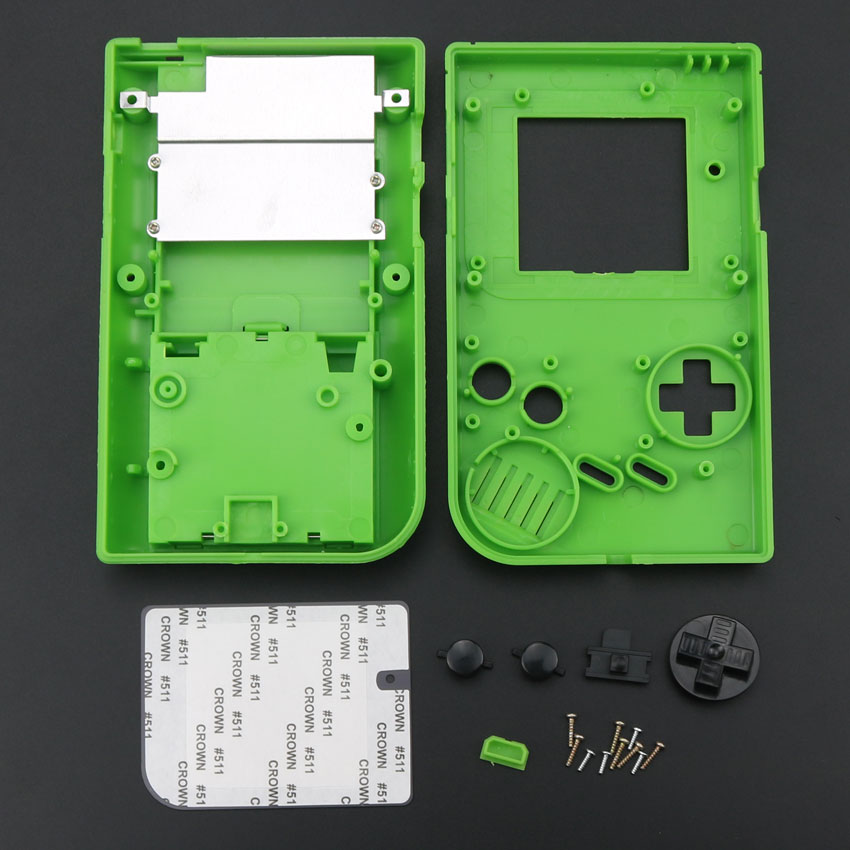 YuXi New Plastic Shell Case Cover For Gameboy Classic for Nintendo GB Console Housing with screwdrivers enlarge