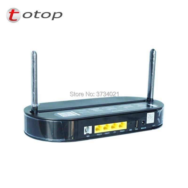 Оригинальный Новый HUAWEI HS8145V EPon 4GE 1Voice 2,4G 5G WiFi EPON ONU ONT FTTH режим Termina волоконно-оптический сетевой маршрутизатор