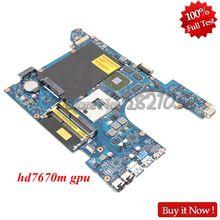 NOKOTION CN-0RDH49 0RDH49 płyta główna płyta główna laptopa do Dell Vostro 3560 V3560 płyty głównej płyta główna QCL00 LA-8241P HM77 DDR3 pełne testowane