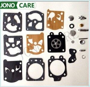 Carburetor repair Kit K20-WAT WA WT with Carb Rebuild tool Gasket Diaphragm parts fits Walbro trimmer,chain saw,weedeater,echo