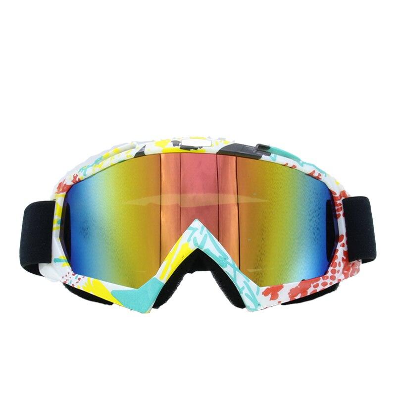 FDBRO маска для сноуборда, маска для сноуборда, лыжные очки, солнцезащитные очки, против уф400, с принтом, очки для катания на лыжах, портативные очки