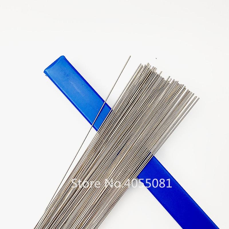 Stainless steel metal welding rod Argon arc welding wire 1.0mm Stainless steel welding 40pcs