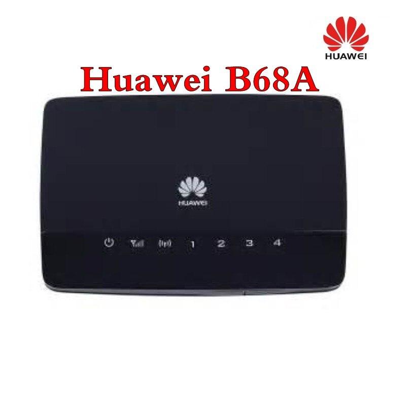 huawei b68a gateway sem fio 3g roteador desbloqueado
