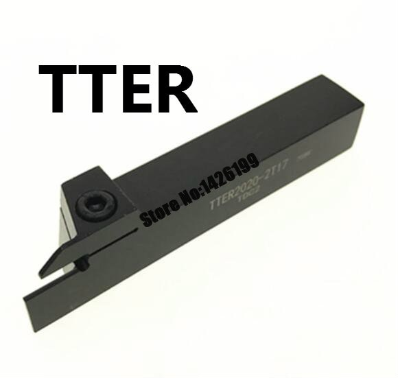 TTER1616-2 TTER1616-3 TTER1616-4 TTER2020-2/3/4 TTER2525-2/3/4/5/TTEL CNC herramientas de torneado rod traje para TDC2/TDC3/TDC4 insertos