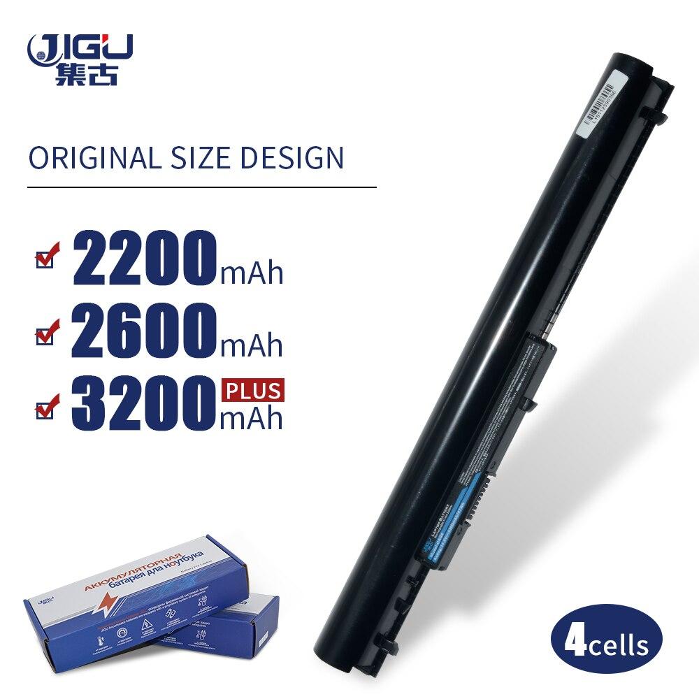 JIGU 4 ячейки OA04 OA03 HSTNN-LB5Y LB5S PB5Y Аккумулятор для ноутбука HP 240 G2 CQ14 CQ15