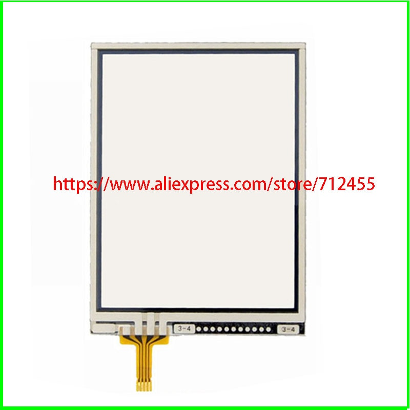 10 unids/lote pantalla táctil para M3 compañía móvil UL350P-02 UL350P-01 UT035QVP-011 UT035QVP-001 Panel de pantalla táctil un año de garantía
