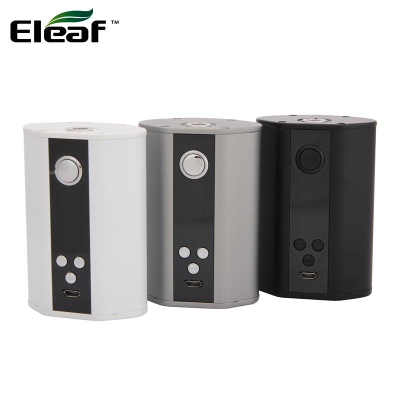 Оригинальный Eleaf Istick TC 200 Вт Mod программнообновляемое Vape электронная сигарета