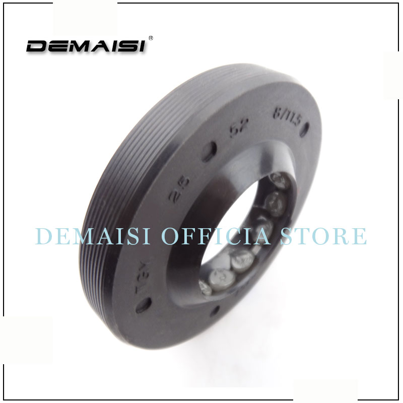 DEMAISI 25*52*8/11,5 o 25x52x8/11,5 sello de agua para 03AT84 piezas de la lavadora ZANUSSI 1246149007