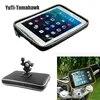 Support de tablette et guidon de vélo moto étui étanche pour iPad Mini 4 3 2 pour Samsung galaxy Tab 4 3 2 7''