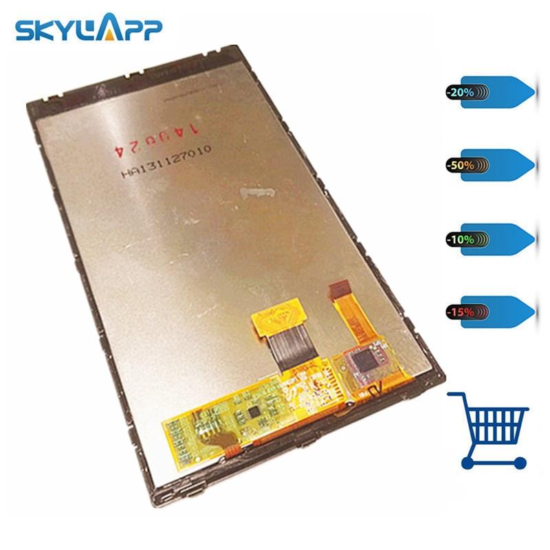 Pantalla LCD Skylarpu de 5 pulgadas para GARMIN Nuvi 3598LM 3598 3598LMT HD GPS pantalla LCD con digitalizador de pantalla táctil panel