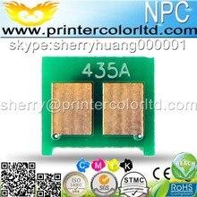 1 pièces pour hp cf283a 83a cartouche de toner puce de remplacement pour hp imprimante laser LaserJet Pro M127/M127fn/M127f cf283a puce de toner