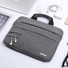 Nouveauté nouveauté étui pour ordinateur portable Xiao mi mi Notebook Air 12 13.3 pouces pochette dordinateur pour Xiao mi Pro 15.6 13 sac à main pour ordinateur portable