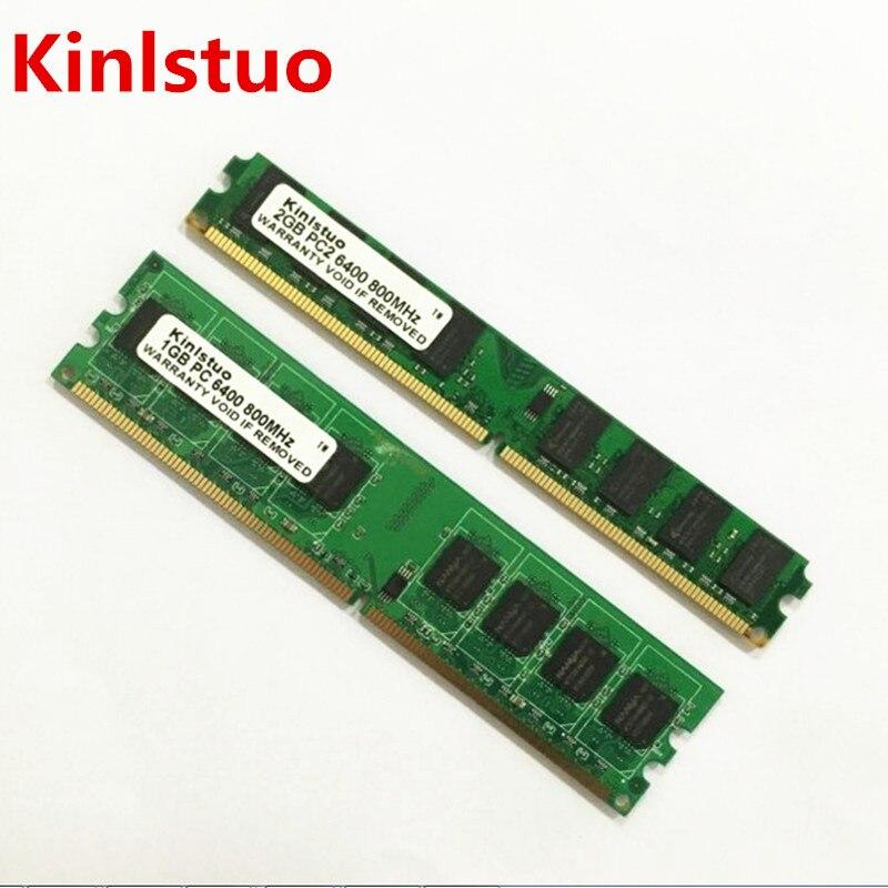 Nuevo RAMs buena compatibilidad DDR2 800 MHz/667 MHz 1 GB/2 GB/4 GB...