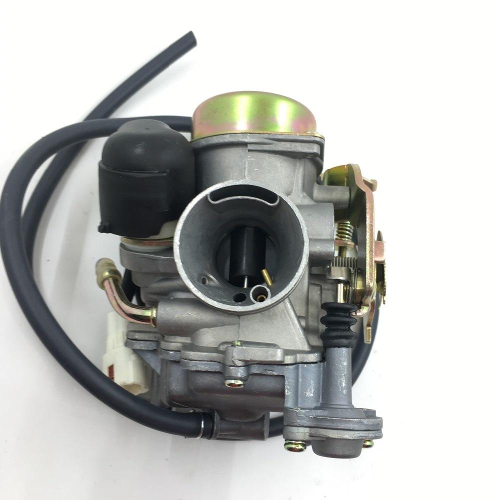 SherryBerg carburetor fit yamaha CYGNUS-X RS100 GTR RSZ BWS GP 5TY00 SRV150 cvk25 replace keihin pd25 carburettor carby