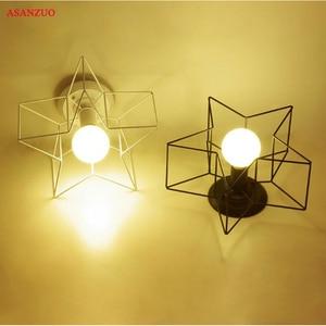Vintage Ceiling Lights Lamparas De Techo Led Ceiling Lamp lustre plafonnier led Lighting led ceiling lights for living room