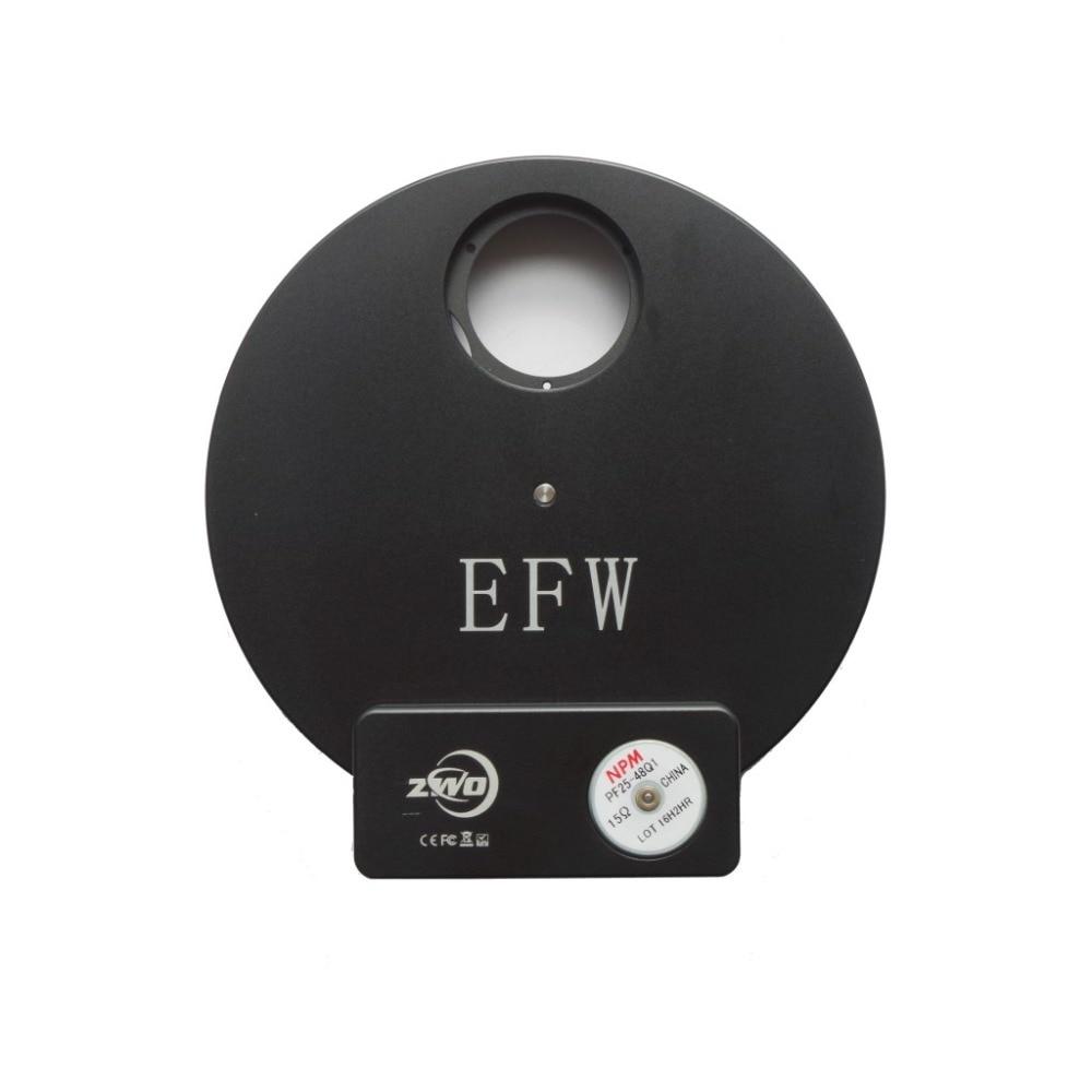 "ZWO Electronic Filter Wheel- 8 x 1.25""Sized"
