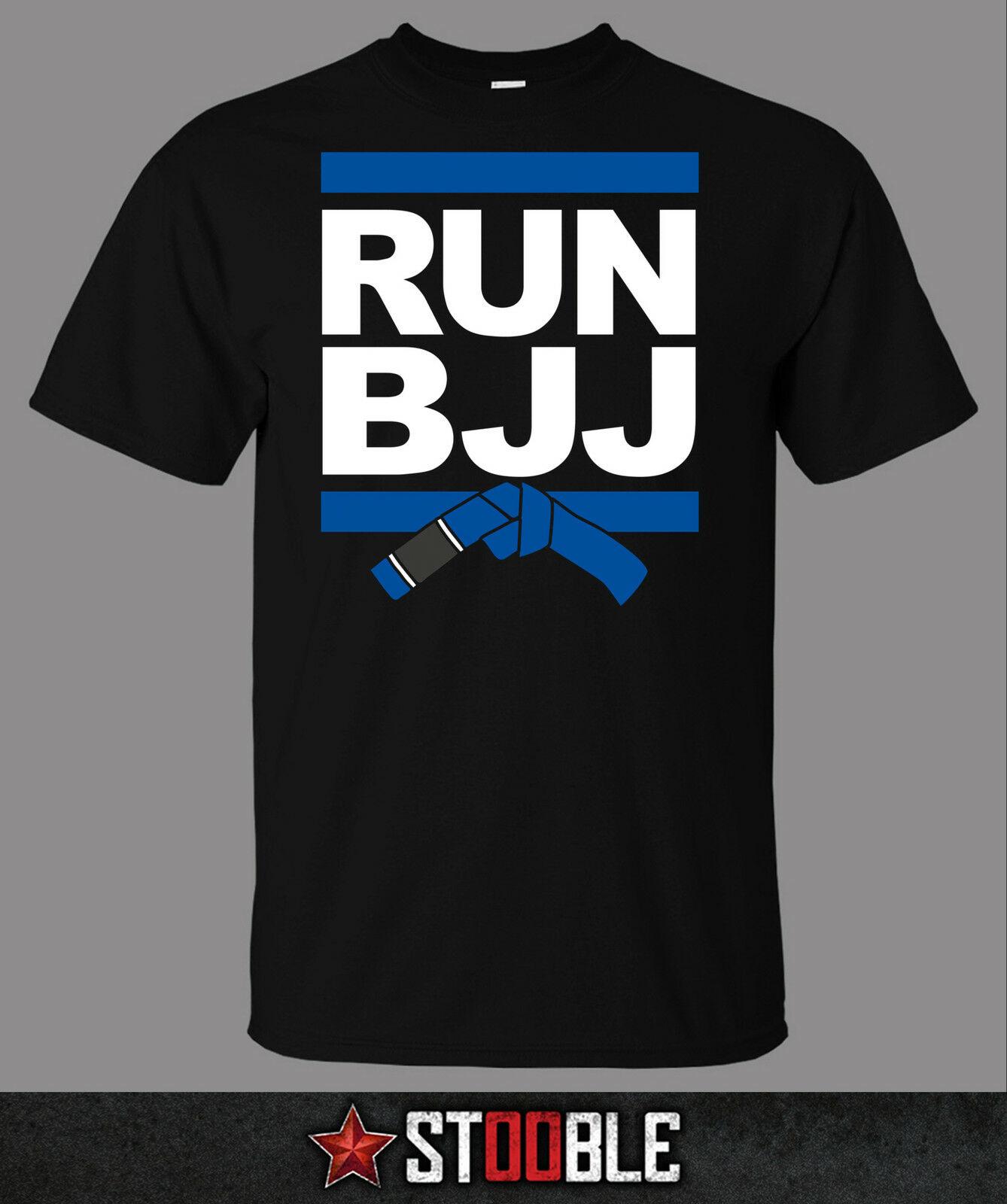 BJJ Jiu Jitsu brasileño cinturón azul camiseta-directo de almacenista Casual orgullo t camisa de los hombres de moda Unisex camiseta libre