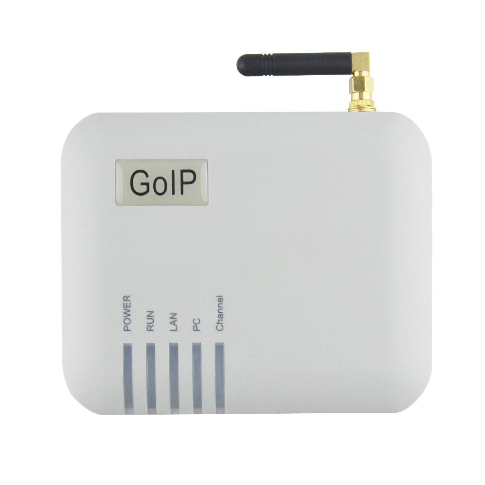 Goip1 1 canal gsm voip goip gateway em sip & h.323 protocolo com função sms goip 1 (mudança imei) asterisco voip gsm gateway