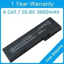 6 cell 3600 mah laptop batterij voor hp business notebook 2710 p ultra-slim serie HSTNN-OB45 436426-751 436426-711 AH547AA