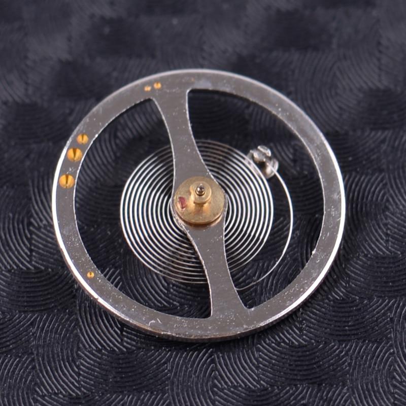 Roda de equilíbrio com hairspring substituição acessório peças apto para 7s26c 7s36 a b c movimento relógio