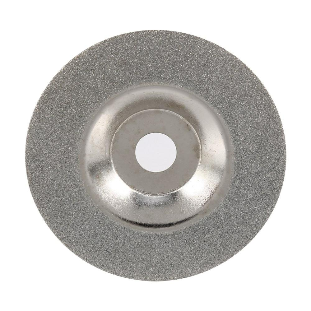 Rectificadora de diamantes de vidrio de 4 pulgadas, isc, corte de rueda de discos, amoladora angular de diámetro exterior 100, rueda de cortar mm, discos rotativos