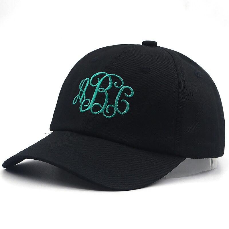Модная бейсбольная Кепка с вышивкой, 100% хлопок, регулируемая черная бейсболка на заказ, Кепка в стиле хип-хоп для папы, унисекс