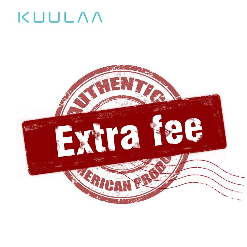 KUULAA Additional Pay on Your Order