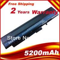 5200mAh Battery FOR ACER Battery Acer Aspire One A150 AOD150 AOD250 D250 UM08A31 UM08A32 UM08A41