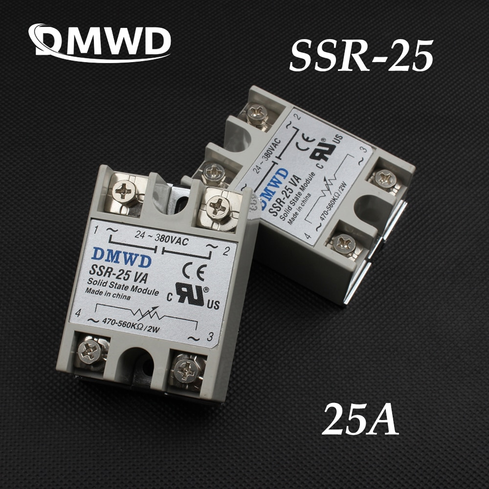 AA SSR-25 25A DMWD VA DA Industrial Solid State Relay Module SSR High quality with comfortable price DD