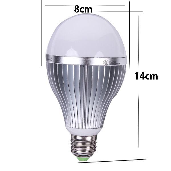 Nanguang CN-15 5600K 15W E27 светодиодная лампа для фотостудии лампа для видеосъемки дневной свет