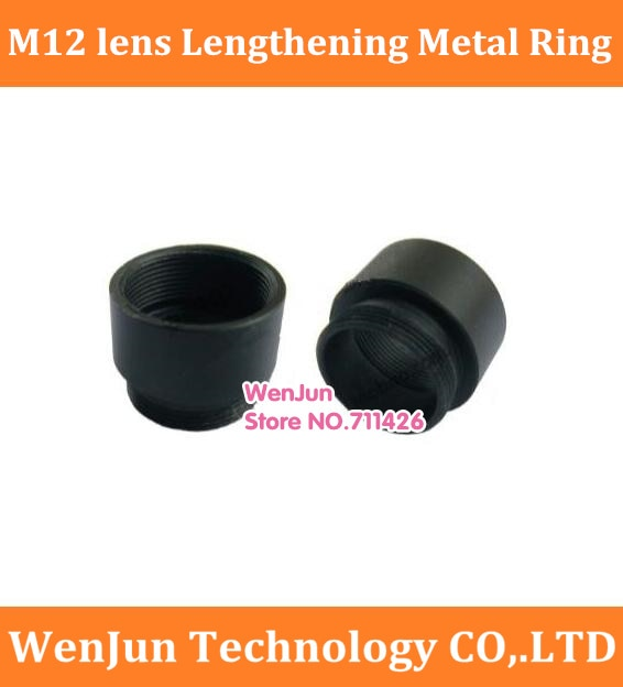 best price M12 Lens Extension Metal Ring for Camera for FPV System Parts Accessories M12 lens seat i
