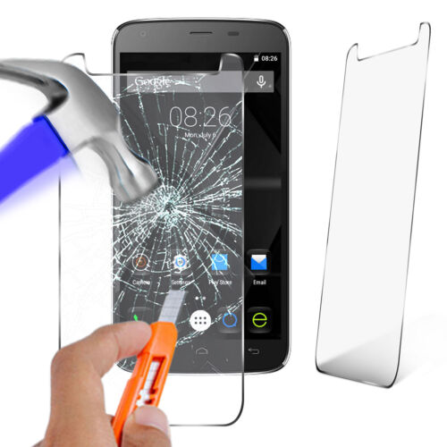 Vidro temperado para prestigio wize nk3 protetor de tela para prestigio wize p3 px3/muze x5 lte capa fácil de instalar filme