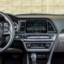 Android 10 Octa Core PX5/PX3 Fit Hyundai Sonata 2018-20 Auto Dvd Speler Navigatie Gps Radio 3G Wifi 4G Obd Dvr Camera Dab + Kaarten