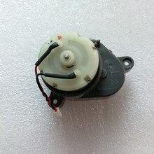 Робот-очиститель с левой щеткой, мотор для ilife A4S, детали ilife A4 A40 A6 A8 X620 X432 T4, запчасти для робота-пылесоса, замена