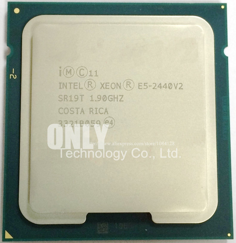 E5 E5-2440V2 2440V2 Original Intel Xeon 1.90GHz 8-Core 20MB LGA1356 E5 2440 V2 95W E5 2440V2