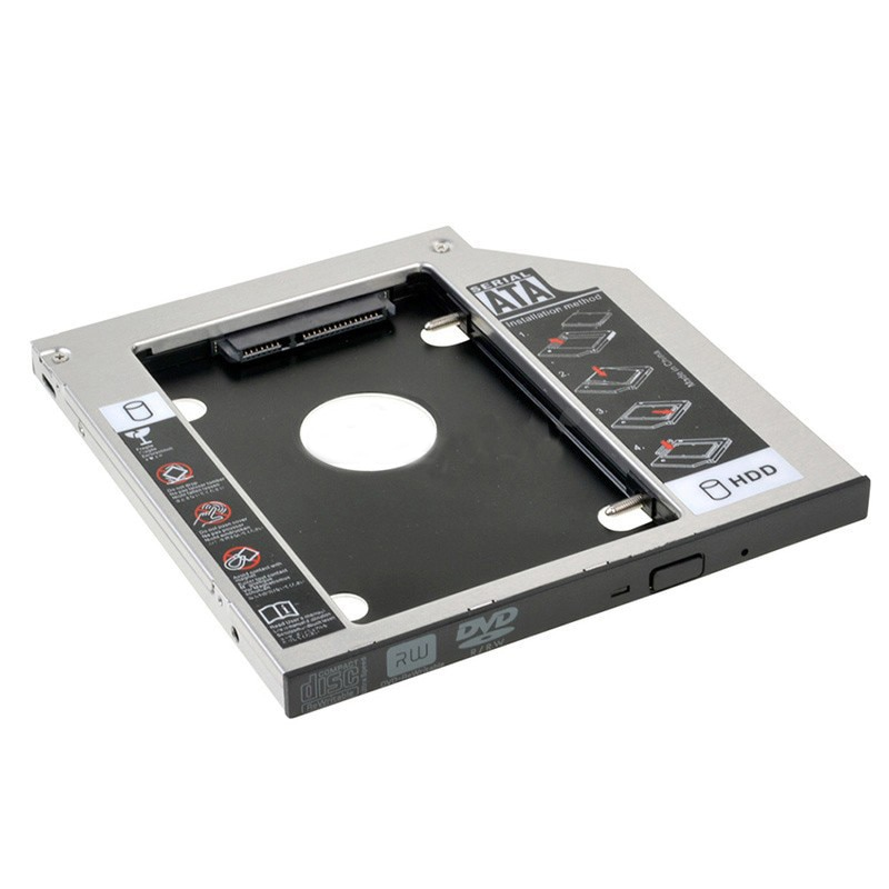 SATA 2nd жесткий диск HDD SSD лоток Caddy для ASUS X542U n550jk X550JK X550LC