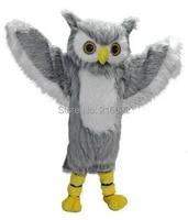 cosplay costumes owl mascot costume adult owl mascot costume free shipping
