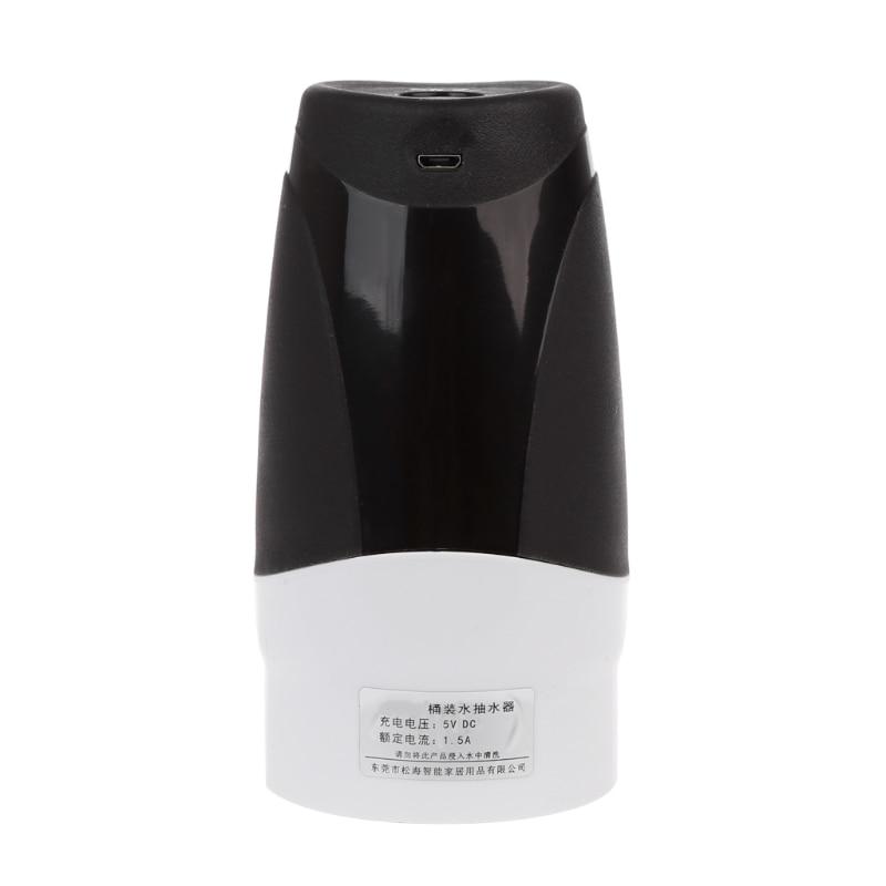 1PC Rechargeable Water Dispenser Wireless battery Water Bottle Pump Dispenser