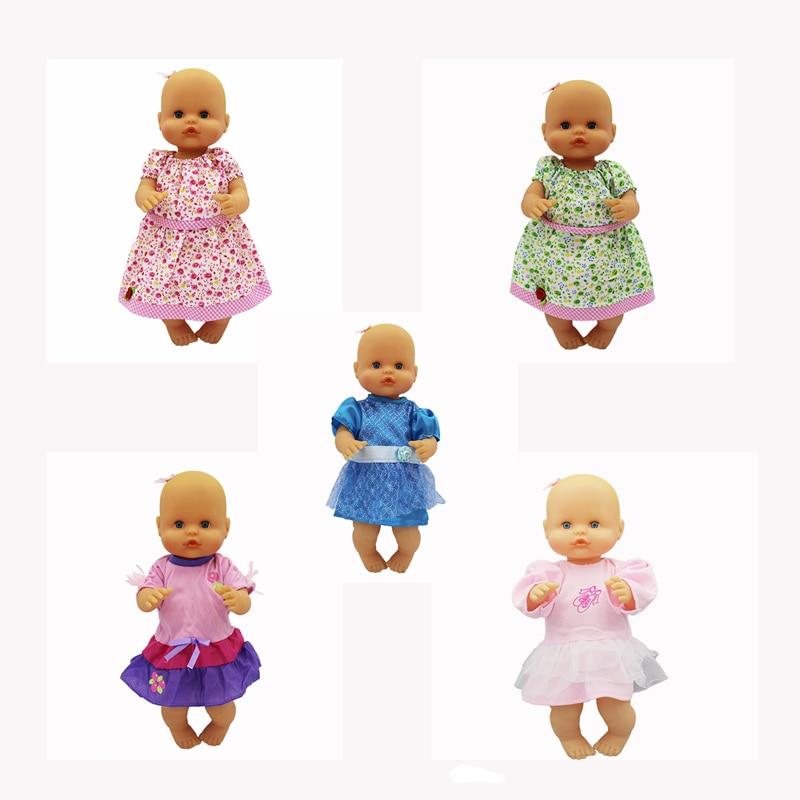 hot dress doll Clothes Fit 33-35cm Nenuco Doll Nenuco su Hermanita Doll Accessories