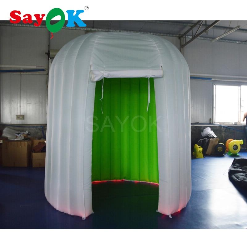 New design inflatable photo booth enclosure photo booth props photo booth shell for parties, weddings, festivals decoration