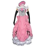 female ver ciel phantomhive cosplay costume