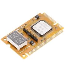 Mini Analizador de placa base de ordenador portátil 3IN1 PCI/PCI-E/LPC 2 probador de dígitos Tarjeta de diagnóstico POST