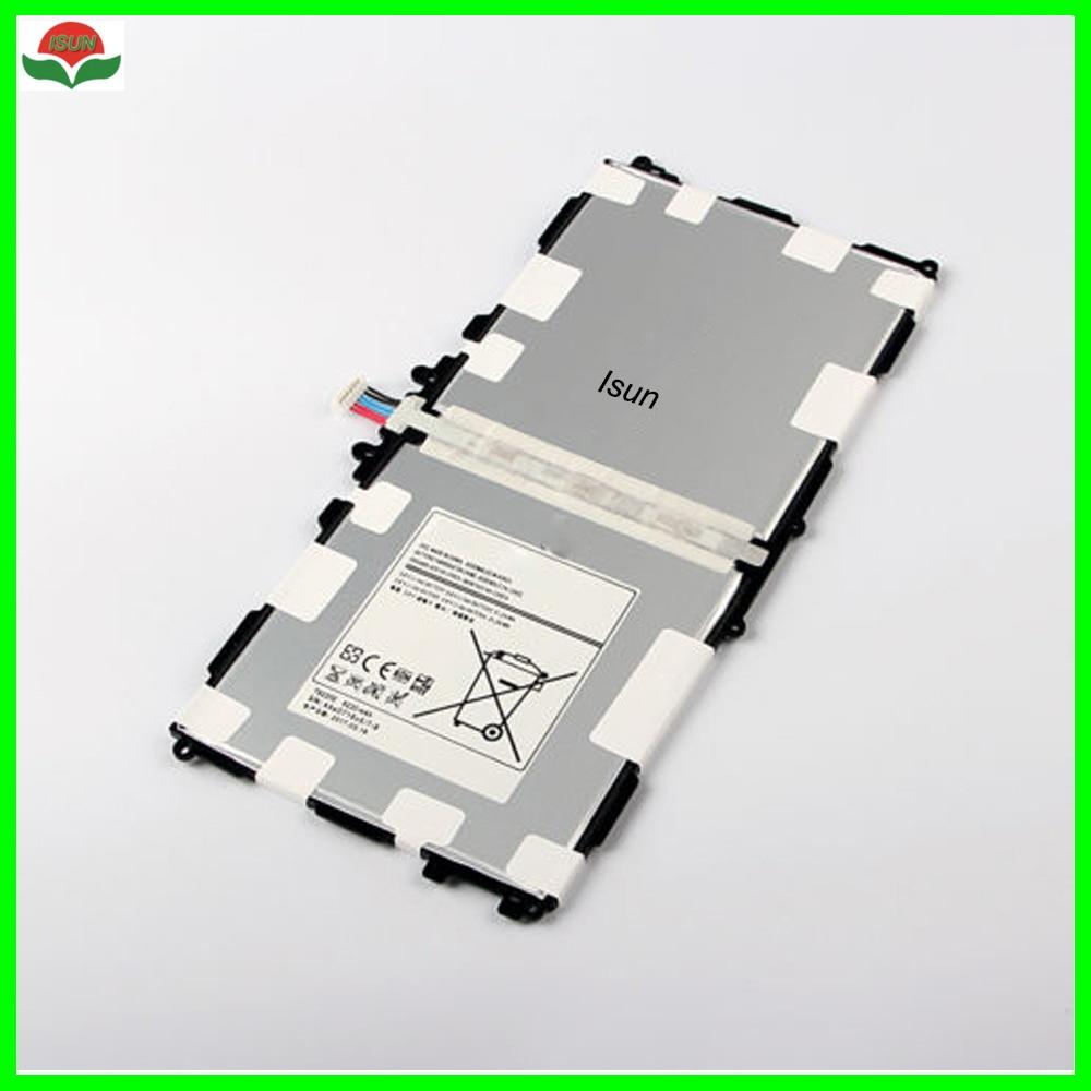 5 шт./лот T9500C 9500 мАч Замена батареи для Samsung Galaxy Note 12,2 Pro SM-P900 P901 P905 T9500C T9500E T9500U T9500K